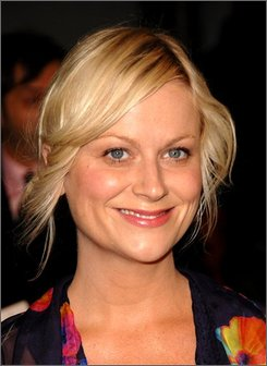 In this June 2, 2008 file photo, actress Amy Poehler arrives at the CFDA Fashion Awards in New York. (AP Photo/Peter Kramer, file)