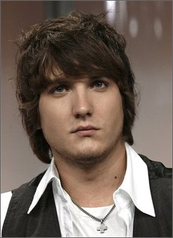 "Scott Michael Foster, of the new drama ""Greek,"" is seen during the ABC Summer Press Tour in Beverly Hills, Calif., Thursday July 26, 2007. (AP Photo/Nick Ut)"