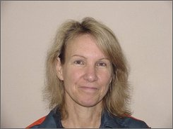  In a photo provided by the Michigan Department of Corrections, Susan LeFevre is shown in a May 2008 booking photo. LeFevre, caught at her upscale home near San Diego 32 years after escaping a Michigan prison asked a judge Tuesday, July 15, 2008, to set aside her original sentence for selling heroin in hopes of winning back her freedom. LeFevre has been in a Detroit-area prison since May, where she is serving out at least 5 1/2 years of her sentence. Under sentencing laws from the 1970s, LeFevre will have to serve at least that many years before being eligible for parole in 2013, according to the Michigan Department of Corrections. (AP Photo/Michigan Department of Corrections, File)