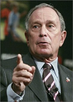 michael bloomberg pours millions into abortion fight