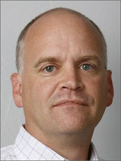 Ron Fournier is seen in an undated file photo. Fournier, a former White House correspondent, national political writer and online political editor for The Associated Press, has been named chief of the AP's Washington bureau. The appointment of Fournier, who had served as acting bureau chief since May, was announced Friday, Aug. 1, 2008, by Mike Oreskes, the AP's managing editor for U.S. news. (AP Photo)