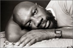 "In this early 1970s file photo released in New York by 60 Cycle Media, Isaac Hayes is shown. Hayes, the pioneering singer, songwriter and musician whose relentless ""Theme From Shaft"" won Academy and Grammy awards, has been found dead at home. He was 65. The Shelby County Sheriff's Office says a family member found Hayes unresponsive near a treadmill on Sunday Aug. 10, 2008. (AP Photo/60 Cycle Media, Norman Seeff)"