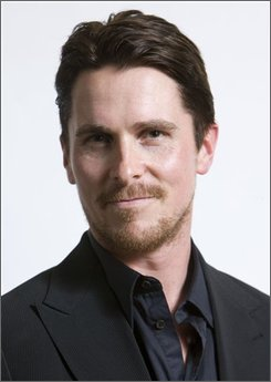 In this March 13, 2008 file photo, actor Christian Bale poses for portrait in Las Vegas. (AP Photo/Matt Sayles, file)