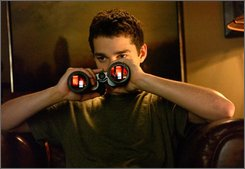 "In this photo originally provided by Paramount Pictures, Shia LeBeouf in a scene from ""Disturbia."" (AP Photo/Paramount Pictures/Suzanne Tenner, file)"