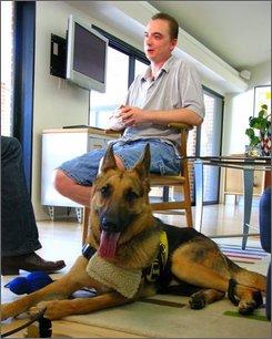 Police dog training scottsdale