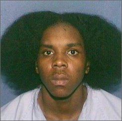This undated photo provided by the Illinois Department of Corrections shows William Balfour. Balfour, a convicted felon suspected in the killings of the mother, brother and nephew of singer Jennifer Hudson has a parole hearing Monday, Nov. 10, 2008, and could be released if an administrative officer finds no reason to hold him. Balfour is in custody on a parole violation.  (AP Photo/Illinois Department of Corrections)