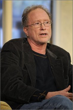 "In this image released by ABC, William Ayers appears during an interview on ABC's ""Good Morning America"" program, Friday, Nov. 14, 2008, in New York, where Ayers said he knows President-elect Barack Obama no better than thousands of other people in Chicago.  In the interview, Ayers distanced himself from Obama, saying the two didn't meet before Ayers hosted an event at his home for Obama. He said the relationship was based on things like improving schools in their Chicago neighborhood, not on Ayers' political views. (AP Photo/ABC, Keysha McGrady)"