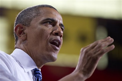 Obama to kick off campaign rallies in Ohio, Va. | The Poughkeepsie ...