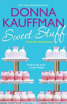 Donna Kauffman: Romance 'provides optimism and hope'