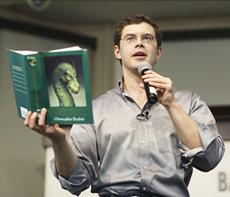 Christopher Paolini reading Inheritance