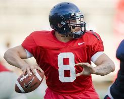 The University of Mississippi announced Tuesday that it will appeal the NCAA's ruling that quarterback Jeremiah Masoli cannot play football for the Rebels this season.
