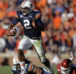 Auburn quarterback Cameron Newton finished in the lead of the last USA TODAY's Heisman Watch.