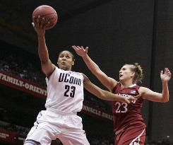Maya Moore was a unanimous selection on the AP preseason All-America team for the second time, become just the second player after Alana Beard to accomplish the feat.