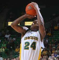 Baylor senior guard LaceDarius Dunn will be suspended for three games.