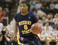 With Isacc Miles leading the way in the backcourt, Murray State hopes to improve upon last season's run to the second round of the NCAA tournament.