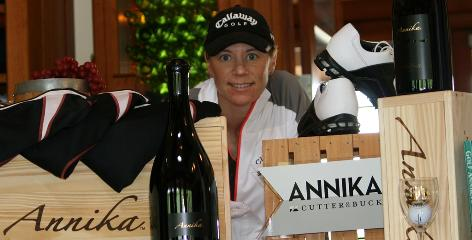 Though she no longer plays competitive golf on the LPGA Tour, Annika Sorenstam stays busy building her golf and lifestyle brand, aptly named 'Annika,' that includes  but is not limited to  golf course design, a clothing line, wine and a golf academy.