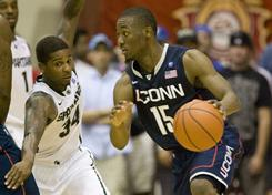 Behind the stellar play of Kemba Walker, the Connecticut Huskies won the Maui Invitational last week and entered the USA TODAY/ESPN Top 25 coaches poll at No. 9 Monday.