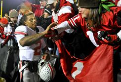 Quarterback Terrelle Pryor and Ohio State will face off with Arkansas in the Sugar Bowl.