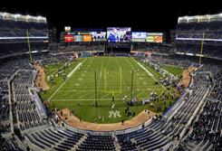 Yankee Stadium played host to a game between Notre Dame and Army this season and will also be the home to the Pinstripe Bowl between Syracuse and Kansas State on Dec. 30. The NCAA hopes the Big Apple can become a college football town again.