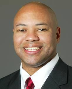 David Shaw, Stanford's offensive coordinator, has been promoted by the school to replace Jim Harbaugh as the football team's head coach.
