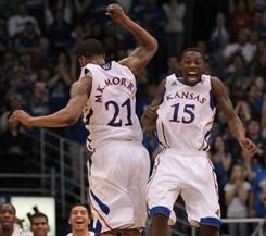 The Kansas Jayhawks look to remain unbeaten when they face off with No. 11 Texas this weekend.