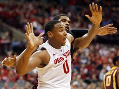 Ohio State freshman Jared Sullinger, a Big Ten player of the year candidate, will show down with Purdue big man JaJuan Johnson in a critical Big Ten showdown Tuesday in Columbus, Ohio.