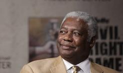 Oscar Robertson joined a class-action lawsuit against the NCAA, licensing partner Collegiate Licensing Co. and Electronic Arts Inc. over the use of players' images and likenesses in video games and memorabilia.