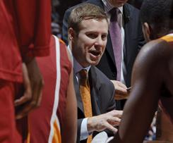 Iowa State coach Fred Hoiberg has several transfers  including former Michigan State players Chris Allen and Korie Lucious  coming in to play for the Cyclones.