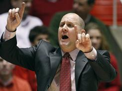 Jim Boylen was fired as Utah's men's basketball coach Saturday after four years and a 69-60 record.