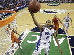 Nolan Smith and the Duke Blue Devils once again enter the NCAA tournament as a No. 1 seed.