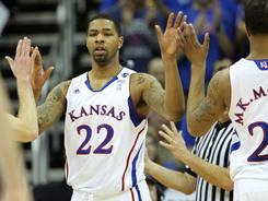 Marcus Morris and the Kansas Jayhawks are once again a No. 1 seed heading into the NCAA tournament.