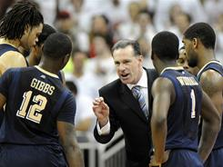 Despite an early exit in the Big East tournament, Jamie Dixon and the Pittsburgh Panthers will still enter the NCAA tournament as a No. 1 seed.