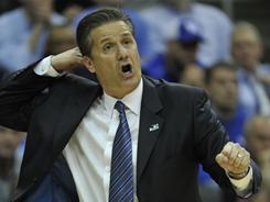 Of the coaches left in the Final Four, only Kentucky's John Calipari has a bonus in his contract tied to the graduation rate of his team.