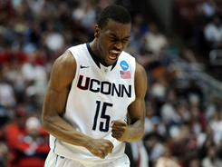 """""""The last shot is something we want,"""" UConn's Kemba Walker says. """"As long as people have confidence in us to take those shots, we're going to have confidence in ourselves. ... We want to take it and make it."""""""