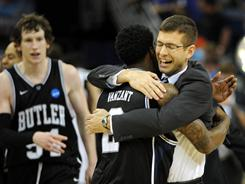 Brad Stevens has the Butler Bulldogs back in the Final Four despite the team's 14-9 record in early February.