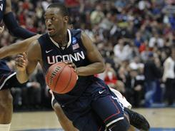 Connecticut's Kemba Walker helped the Huskies reach the Final Four with standout performances in the NCAA tournament.