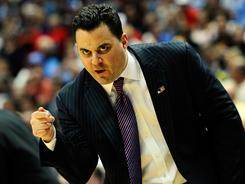 Sean Miller says he is excited about what lies ahead for his Arizona Wildcats.