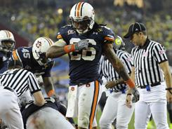 Michael McNeil started the BCS championship game and recorded 14 tackles in Auburn's defeat of Oregon.