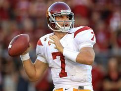 Matt Barkley and USC won't be playing a bowl game after the NCAA denied its appeal of sanctions related to the Reggie Bush case.