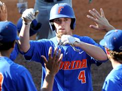 Nolan Fontana and the Florida Gators are the No. 2 seed in the NCAA tournament and are one of seven SEC teams in the field.