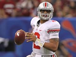 Terrelle Pryor's guardian believes the Ohio State QB will return to the Buckeyes this season.