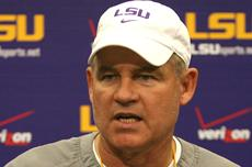 LSU football team tries to move on after arrests of Jefferson, Johns
