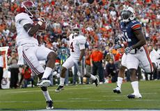 IRON BOWL 2011 Video: Watch Onterio McCalebb Deliver Huge Kickoff Return TD