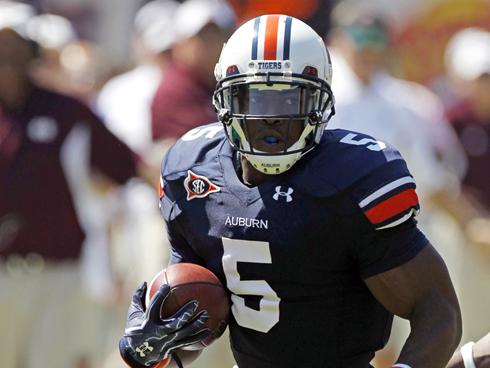 Auburn suspends tailback Michael Dyer for Chick-fil-A Bowl