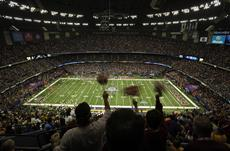 Seats in Superdome double booked for BCS GAME