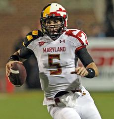 Wisconsin signs ex-Maryland QB Danny O'Brien