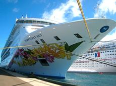 Photo tour: The Miami-based Norwegian Sky