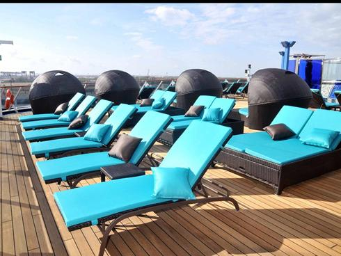 Yet another Carnival cruise ship has been upgraded to have an adults-only ...