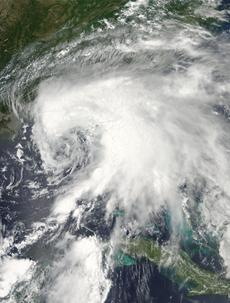 Carnival ships alter course to avoid Tropical Storm Debby