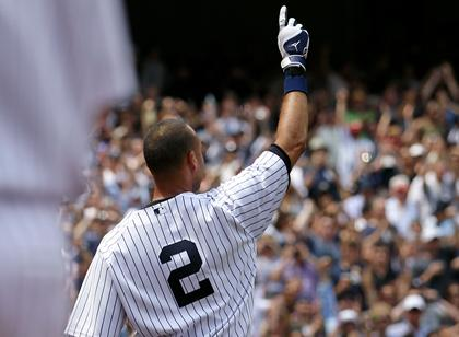 Derek Jeter Gets 3,000th Hit: Tells Critics to F-Off